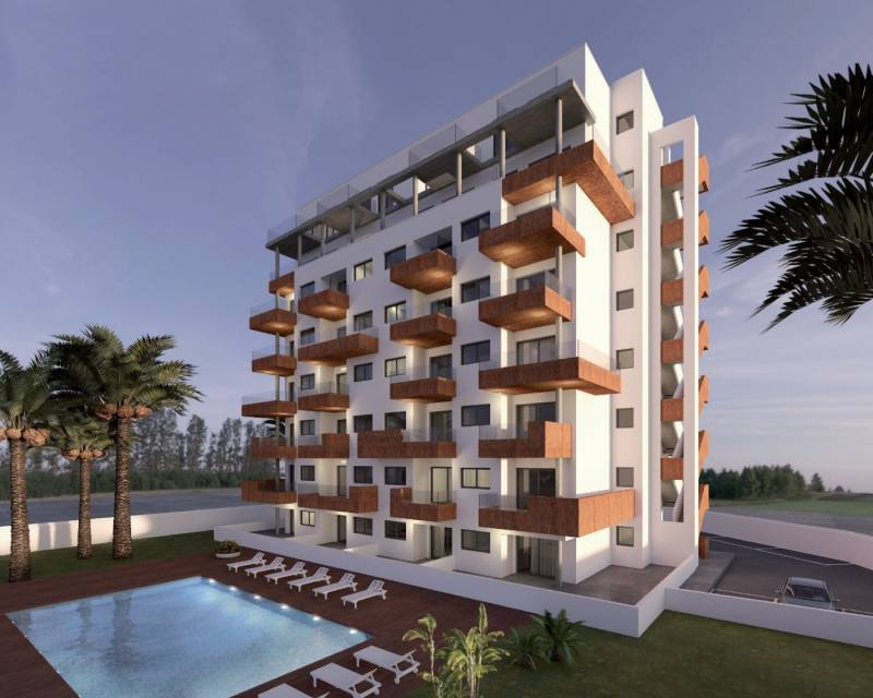 Huoneisto - New Build - Guardamar del Segura - Dunas de guardamar
