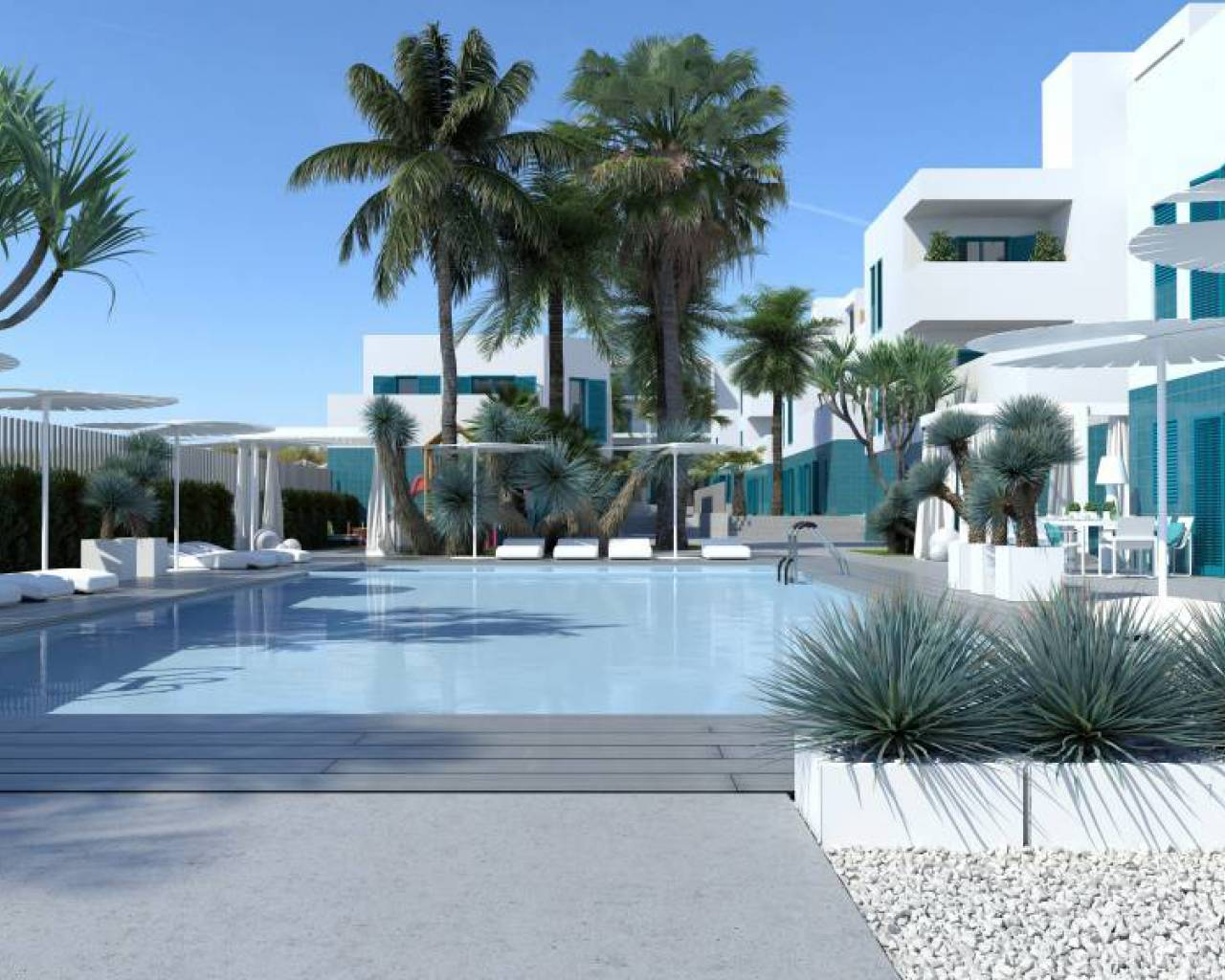 New Build - Bungalow - Orihuela Costa - Playa Flamenca