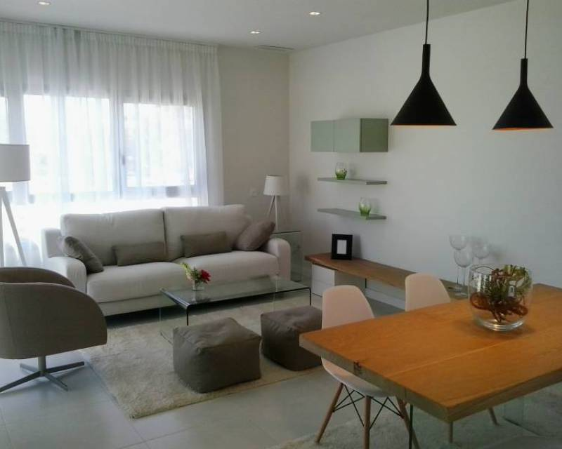 Huoneisto - New Build - Orihuela Costa - Villamartin