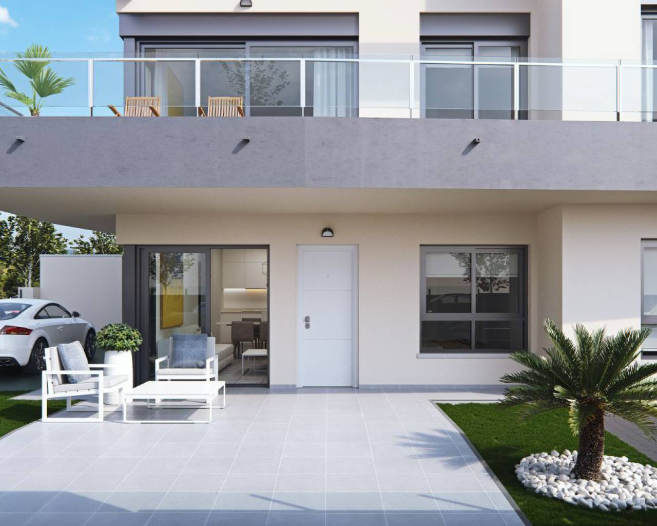 New Build - Duplex - Pilar de la Horadada - Mil palmeras