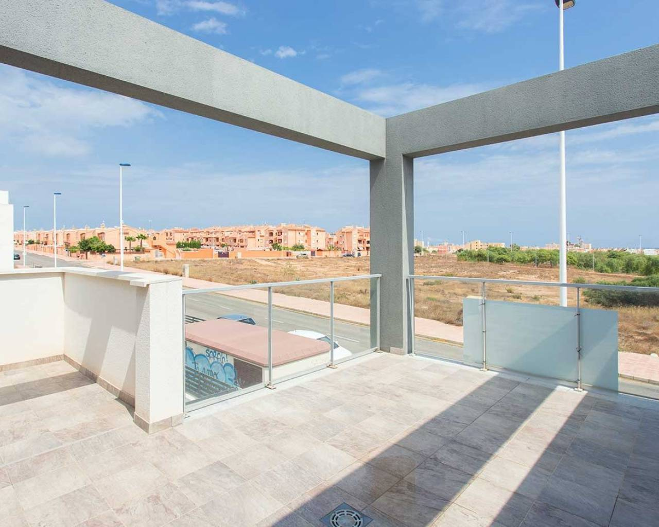 New Build - Bungalow - Torrevieja - Aguas nuevas 1