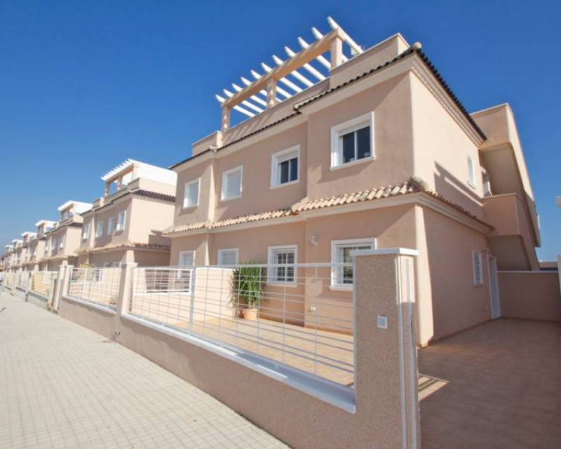 Huoneisto - New Build - Orihuela Costa - Punta Prima