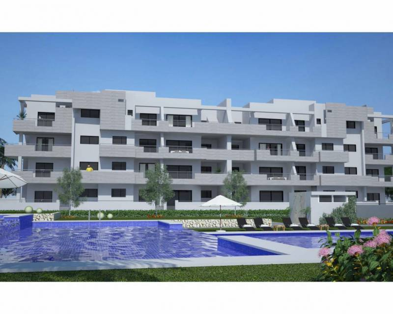 Lägenhet - New Build - Orihuela Costa - Villamartin