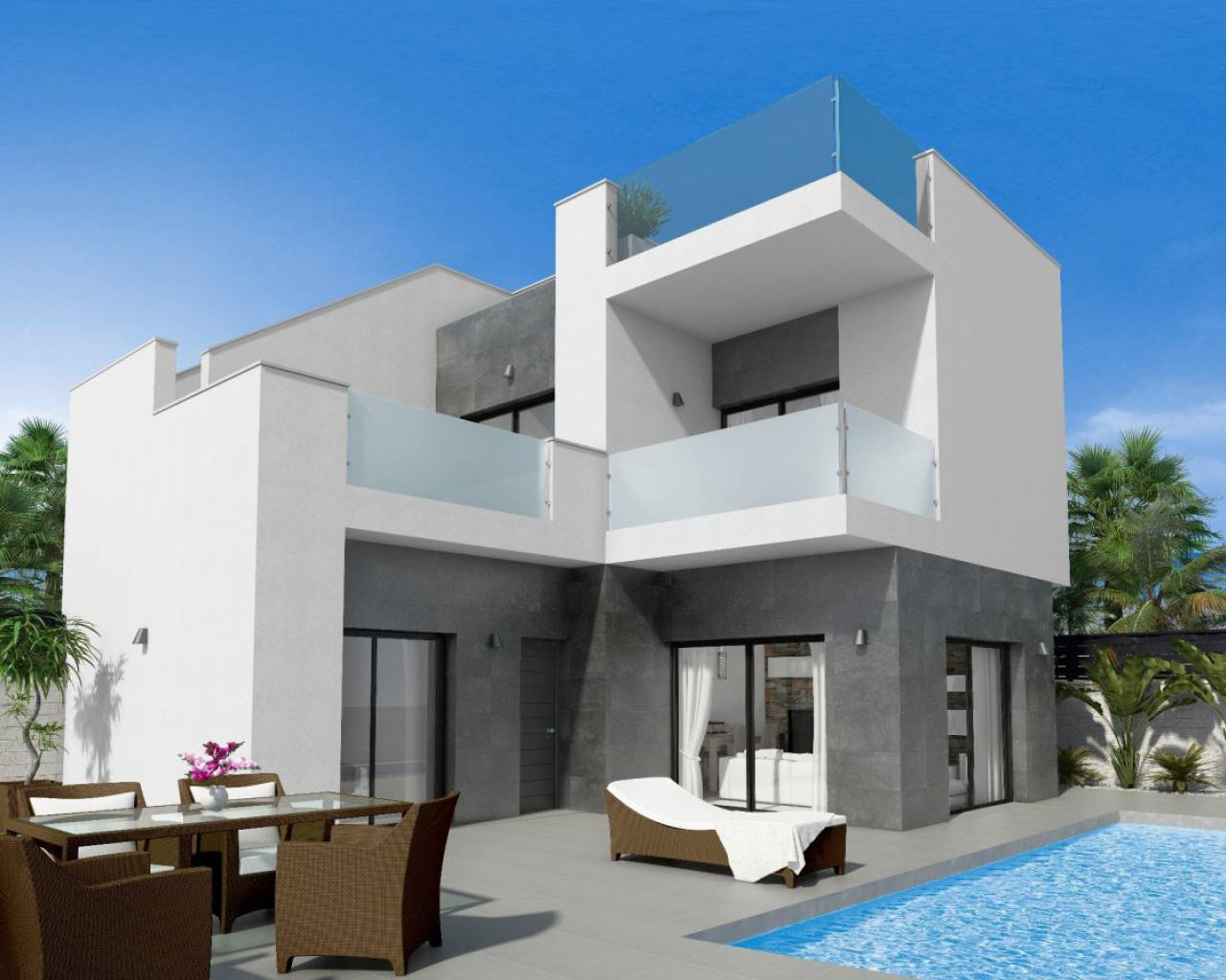 New Build - Villa de Luxe - Benijofar