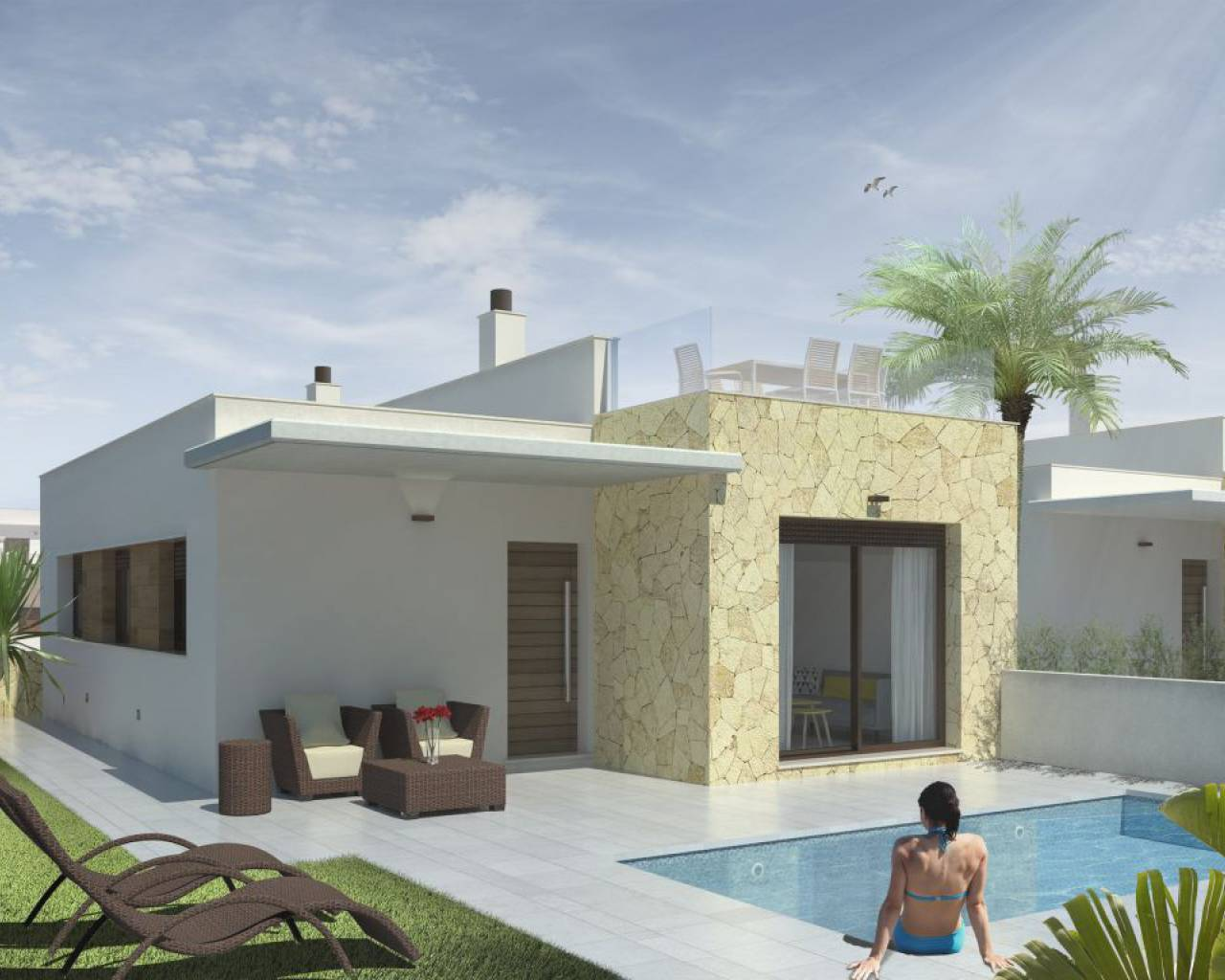 New Build - Townhouse - Ciudad quesada - Rojales centro
