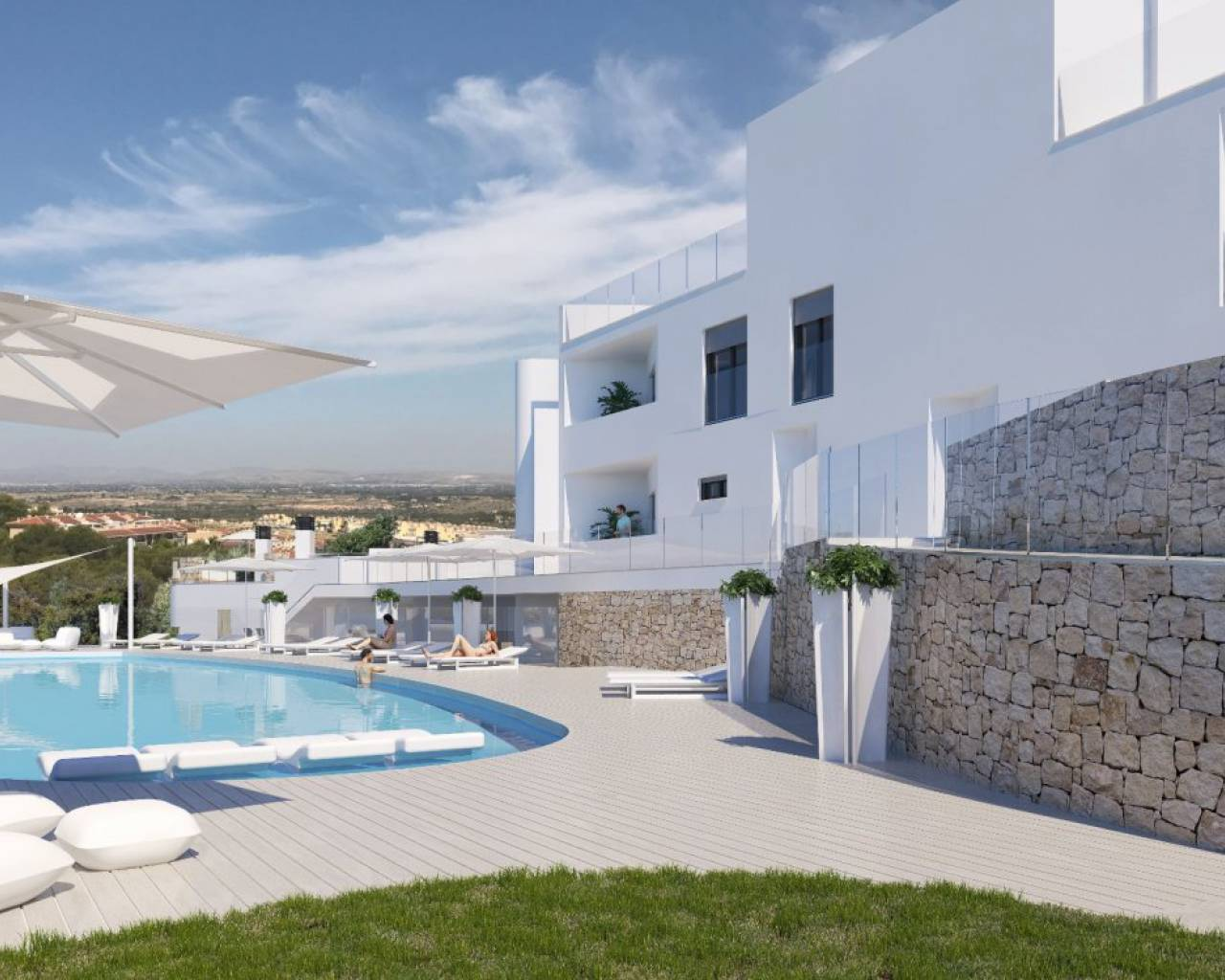 New Build - Townhouse - Gran alacant - Avda. mediterraneo