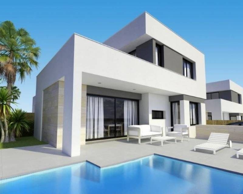 Villa - New Build - Orihuela Costa - PAU 26