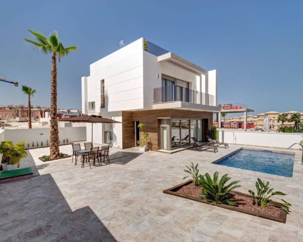 New Build - Huvila - Orihuela Costa - PAU 26