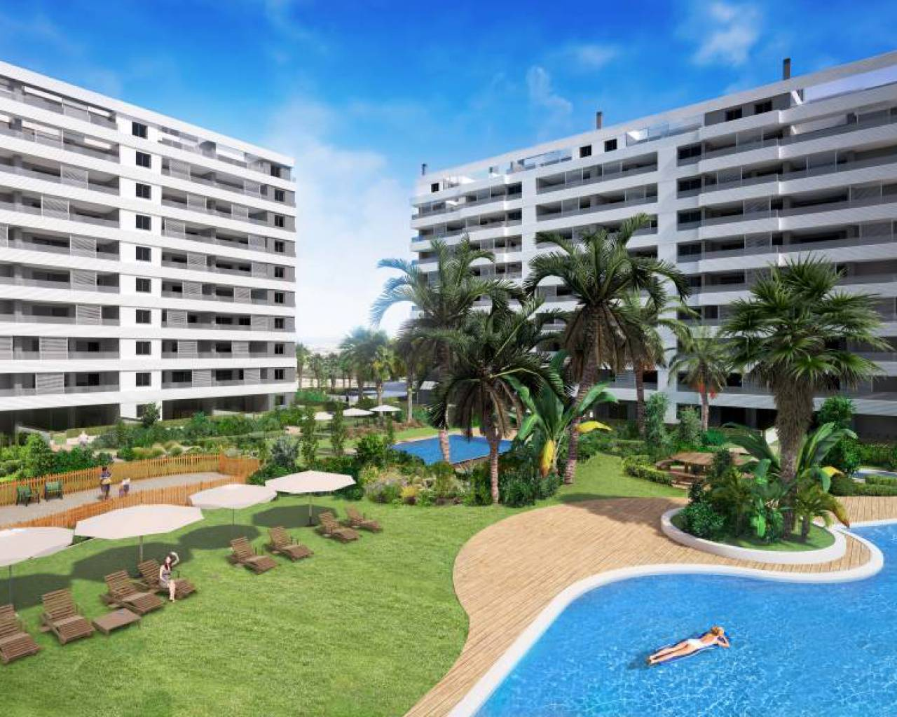 New Build - Apartment - Torrevieja - Orihuela costa