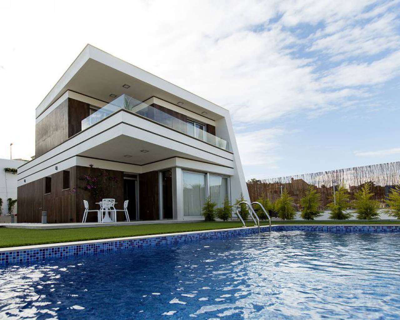New Build - Huvila - Orihuela Costa - Las Filipinas