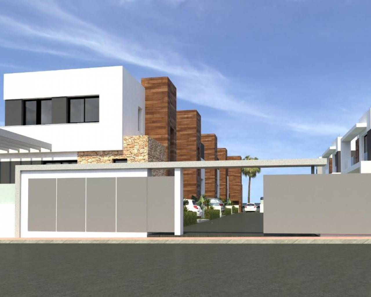 New Build - Huvila - Orihuela Costa - Lomas de Cabo Roig
