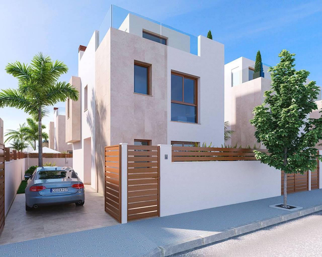 New Build - Villa - Pilar de la Horadada - CERCA DE LA PLAYA