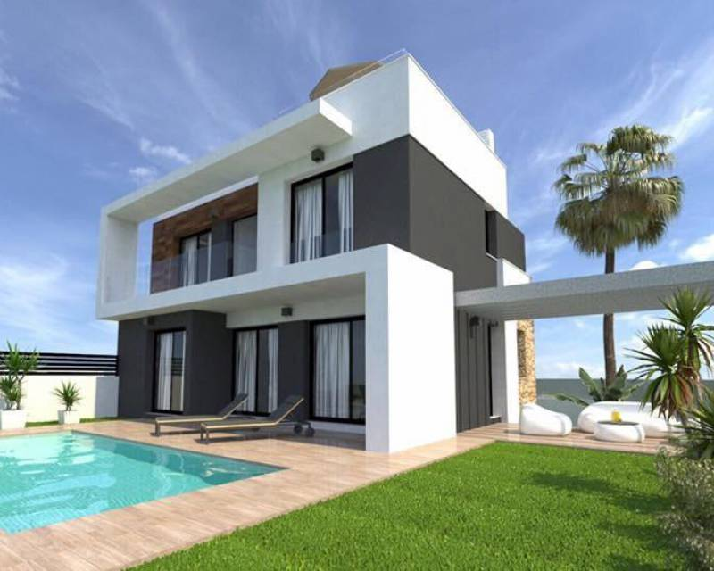 Huvila - New Build - Orihuela Costa - Lomas de Cabo Roig