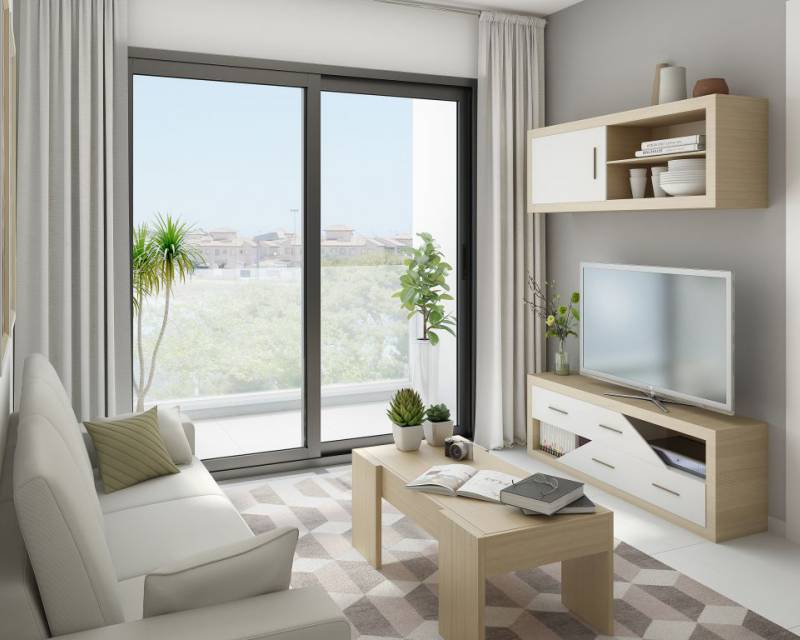 Huoneisto - New Build - Torrevieja - Playa del cura