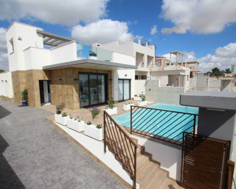 Chalet - New Build - Orihuela Costa - Campoamor