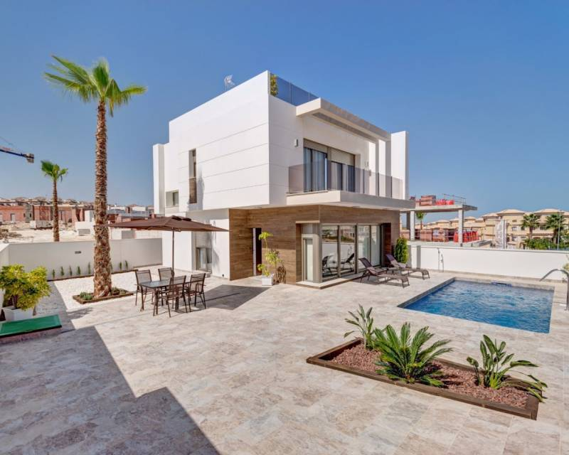 Huvila - New Build - Orihuela Costa - PAU 26