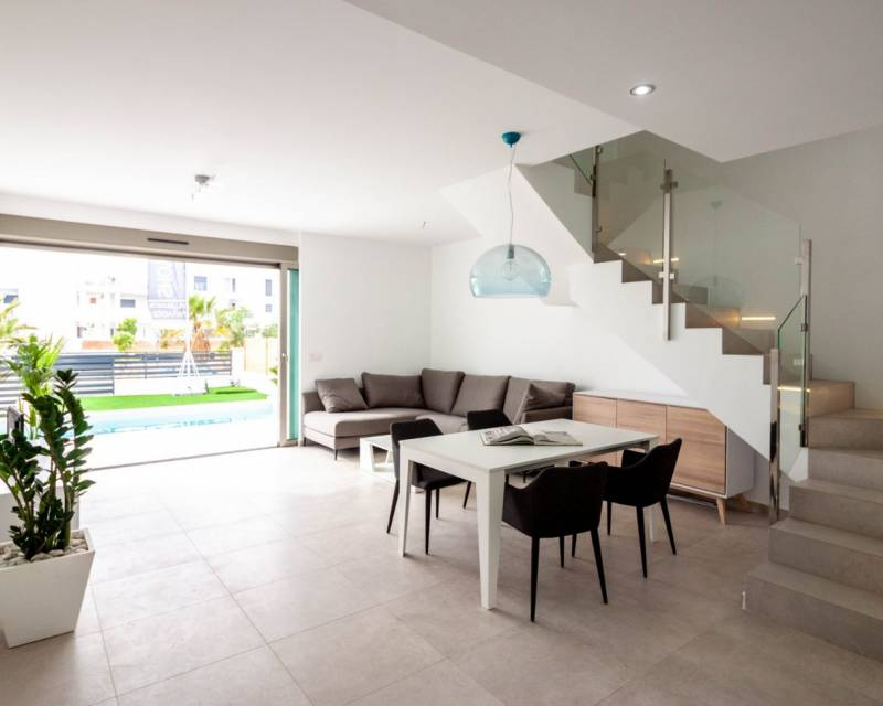 Huvila - New Build - Orihuela Costa - Villamartin