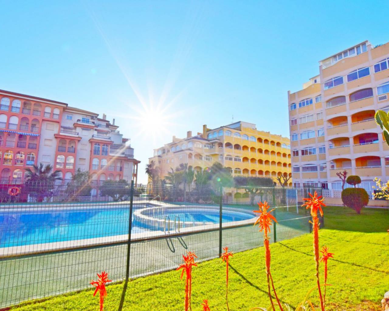 New Build - Apartment - Torrevieja - Torre la mata