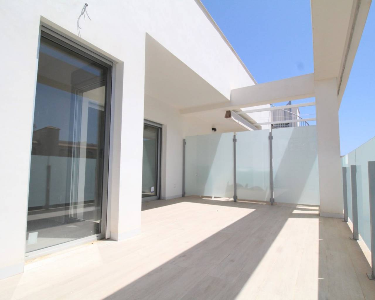 New Build - Triplex - Orihuela - Villamartin